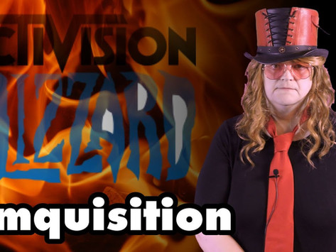 Activision Blizzard And Industry Abuse: Burn It All Down (The Jimquisition)