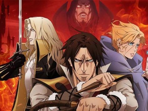 The Spin-Off Doctors: Castlevania Season 2