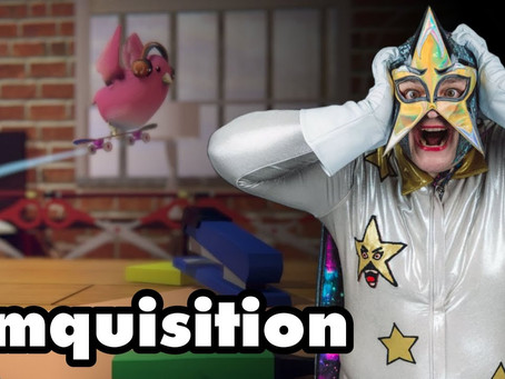 Not Watching E3 Is The New Watching E3 (The Jimquisition)