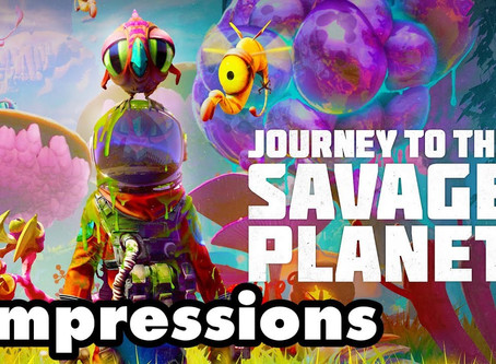 Journey To The Savage Planet - I Want A Meat Buddy (Jimpressions)