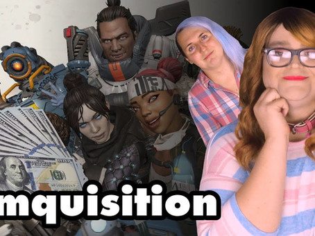 Microtransactions Are An Accessibility Issue (The Jimquisition)