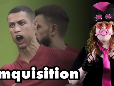 Konami's Awful, Awful Soccer Game (The Jimquisition)
