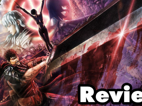 Berserk And The Band Of The Hawk Review – A Lot Of Guts