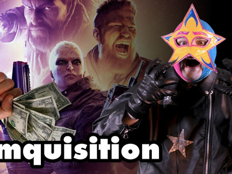 Why I'm Getting A Refund For Outriders (The Jimquisition)