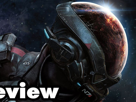 Mass Effect: Andromeda Review – Uncanny Galaxy