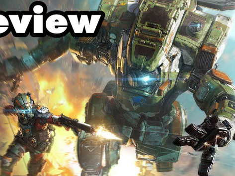 Titanfall 2 Review – Crystal Mech