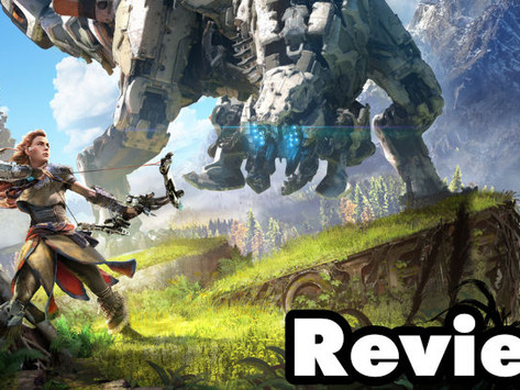 Horizon: Zero Dawn Review – Heavy Metal