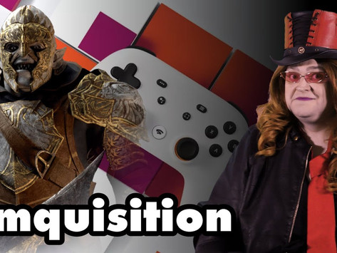 Patenting Game Mechanics: A Worse Idea Than Stadia (The Jimquisition)