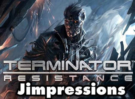 Terminator: Resistance - Resisting Publicity (Jimpressions)