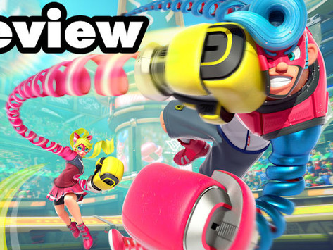 Arms Review – Arm's Length