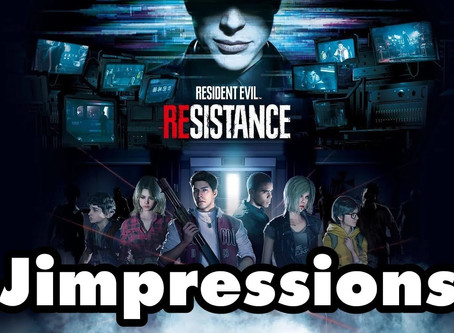 Resident Evil: Resistance - I Like It But It's Kinda Bad? (Jimpressions)