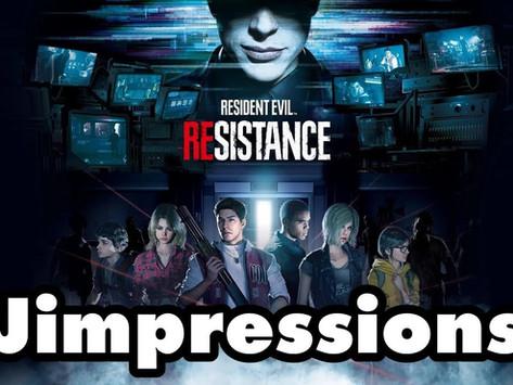 Resident Evil: Resistance - I Like It But It's Kinda Bad? (Jimpressions)