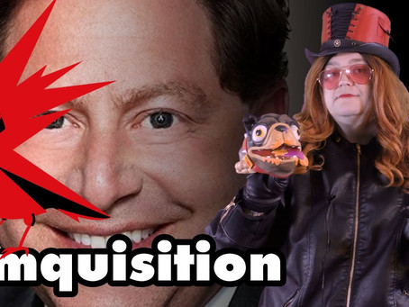 Videogame Executives Are Pointless Parasites (The Jimquisition)
