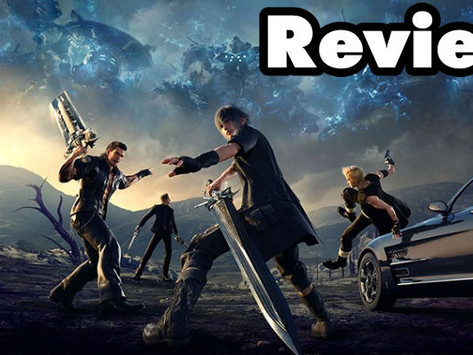 Final Fantasy XV Review – A New Recipe