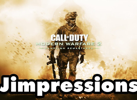 Call of Duty: Modern Warfare 2 Remastered - Secure The Burger Town (Jimpressions)
