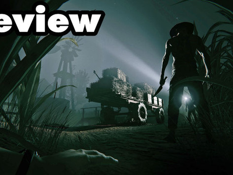 Outlast 2 Review – The God Delusion