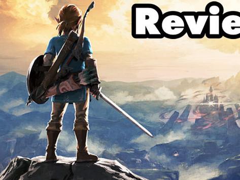 The Legend of Zelda: Breath of the Wild Review – Broken Sword
