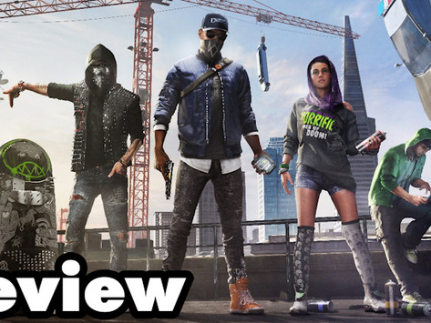 Watch Dogs 2 Review – No Hack Job