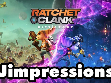 Ratchet & Clank: Rift Apart - An Actual PS5 Game (Jimpressions)