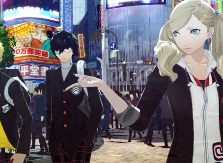 Persona 5 Review – Back To School