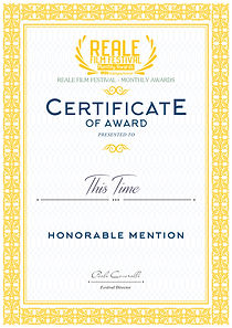 Reale Film Festival - Honorable Mention