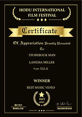 Hodu Storybook Man Best Music Video-page