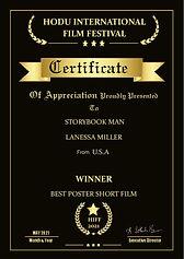Hodu Storybook Man Best Poster-page-001.