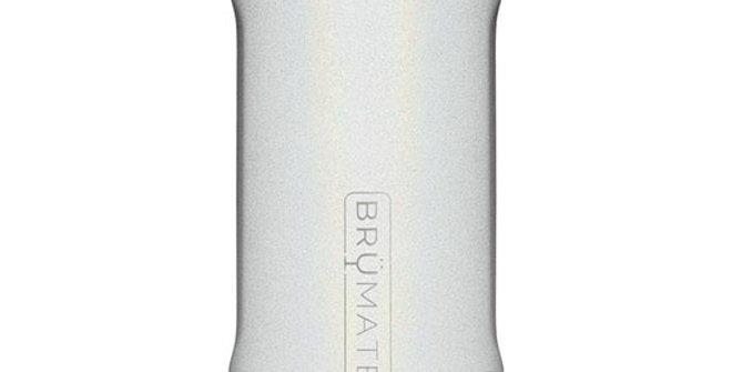 Brumate Hopsulator Glitter White 12-oz