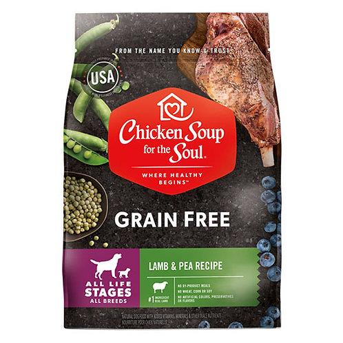 Chicken Soup Grain Free Lamb and Pea - 10 lb. bag