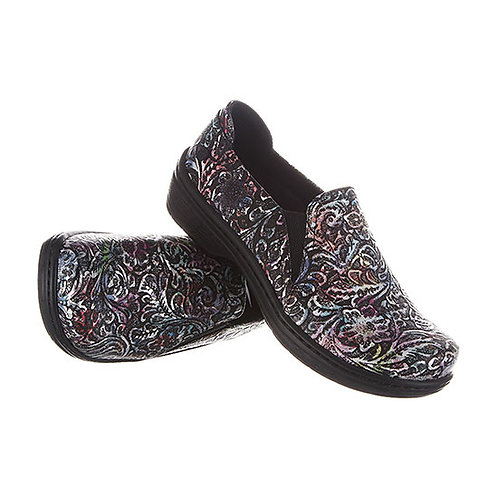 Klogs Footwear Moxy Rainbow Tooled Clog