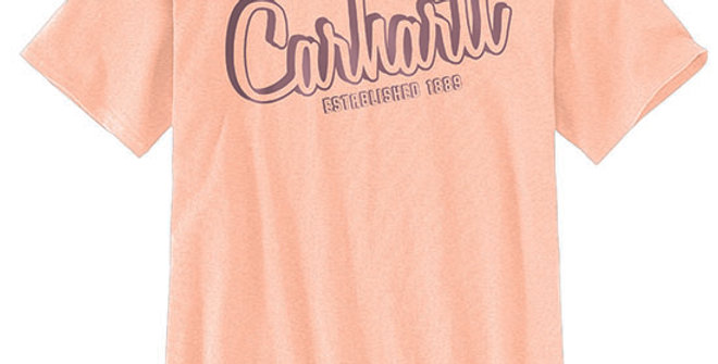 Carhartt Women's Loose Fit Graphic T-Shirt