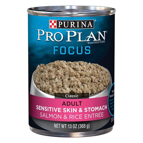 Purina Pro Plan Canned Sensitive Skin and Stomach