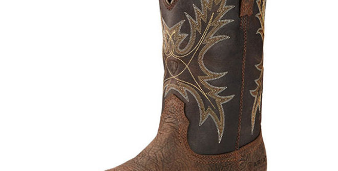 Ariat Men's WorkHog Wide Square Toe Boot