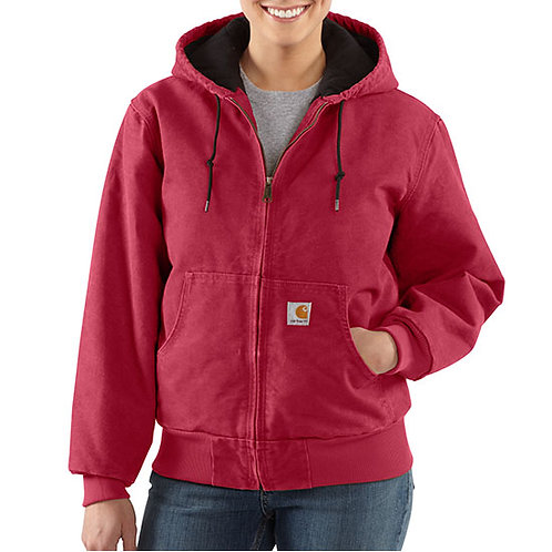 Carhartt Women's Washed Duck Insulated Jacket