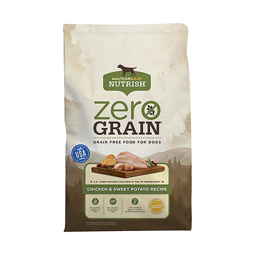 Rachael Ray Nutrish Zero Grain Chicken and Sweet Potato - 28 lb. bag
