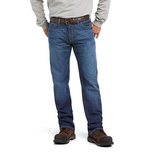 CVECC Ariat FR M4 Low Rise Durastretch Stitched Incline Boot Cut Jean