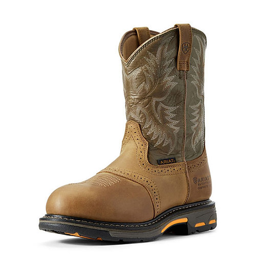 Ariat Men's WorkHog Waterproof Composite Toe Boot