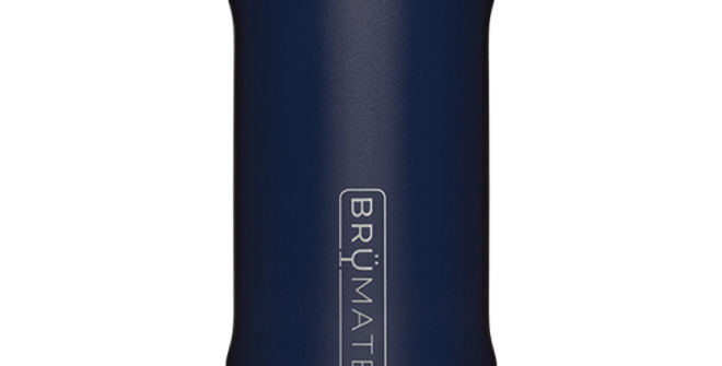 Brumate Hopsulator Slim Matte Navy 12-oz