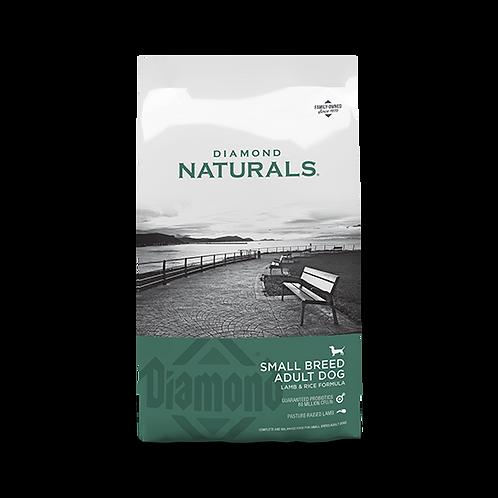 Diamond Naturals Small Breed Adult Lamb and Rice - 5 lb. bag