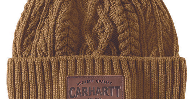 Carhartt Women's Cable Knit Beanie