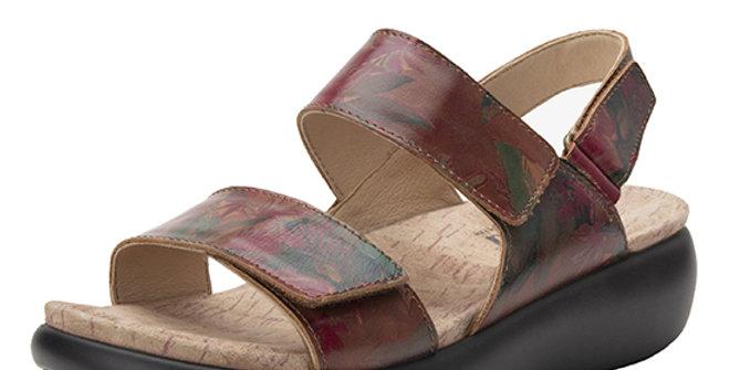 Alegria Bailee Southwestern Romance Sandal