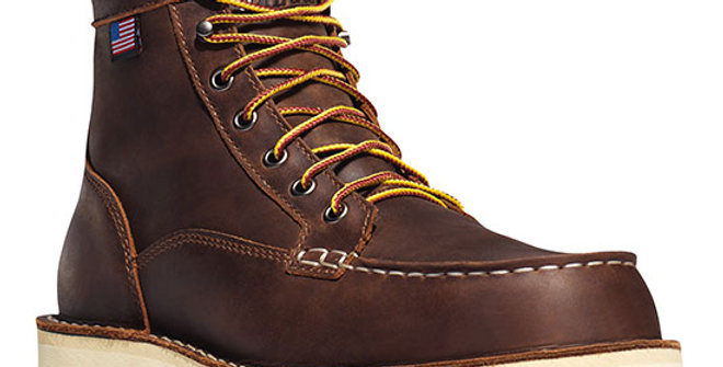 Danner Men's Bull Run Moc Toe Boot