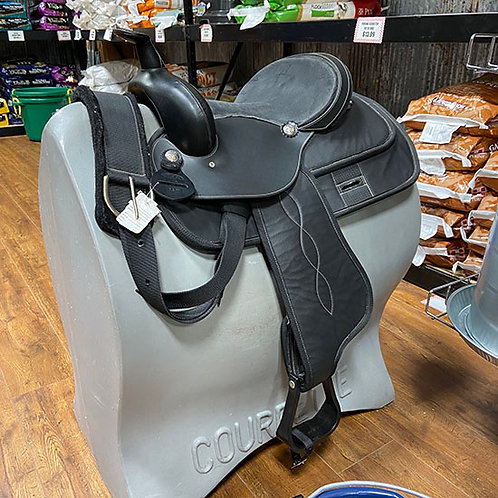Weaver 14-Inch Trail Saddle