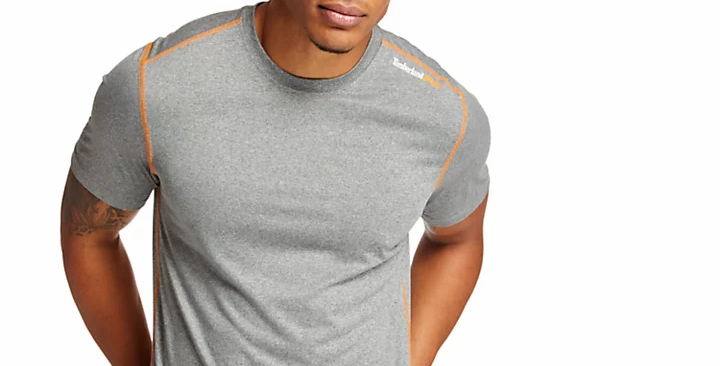 Timberland Pro Men's Wicking Good Sport T-Shirt