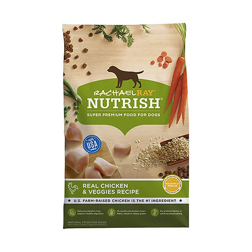 Rachael Ray Nutrish Real Chicken and Veggies - 28 lb. bag