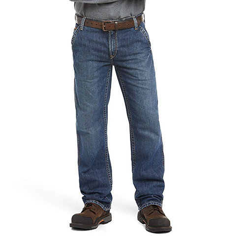 CVEC Ariat FR M4 Low Rise Workhorse Boot Cut Jean