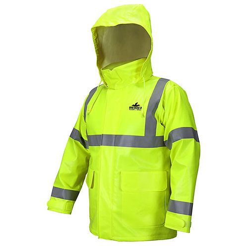 SVEC MCR Men's FR Big Jake 2 Rainwear PVC Jacket