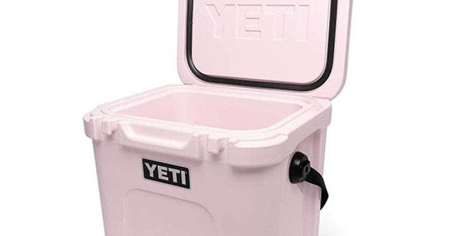 Yeti Roadie 24 Hard Cooler - Ice Pink