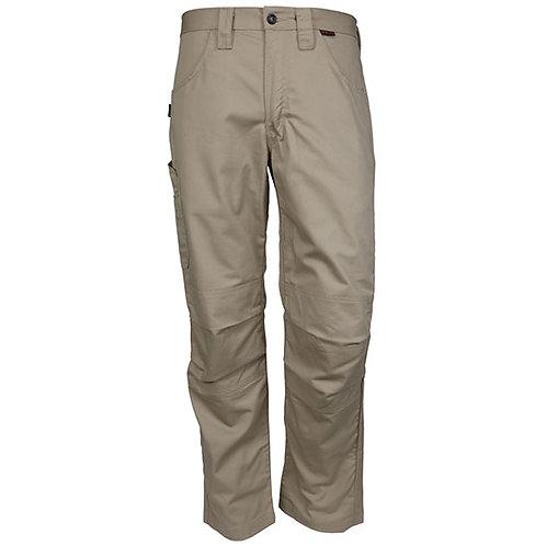 RWEC MCR Flame-Resistant Khaki Twill Pant