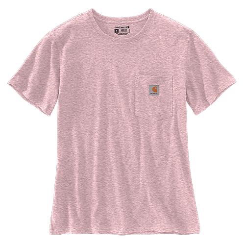 Carhartt Women's K87 Short-Sleeve Pocket Tees